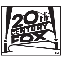 20th Century Fox logo vector logo
