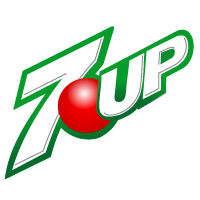 7 Up logo vector logo