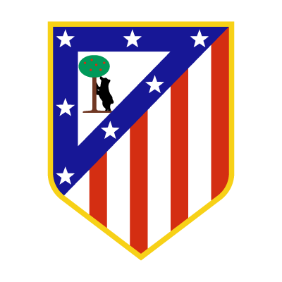 Atletico Madrid logo vector logo