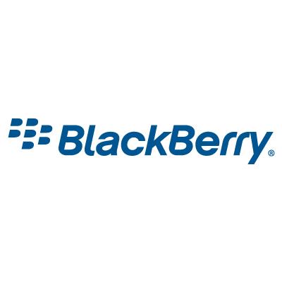 BlackBerry logo vector logo