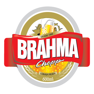Brahma logo vector logo