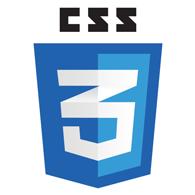 CSS3 logo vector logo