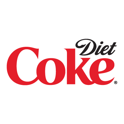Diet Coke logo vector logo