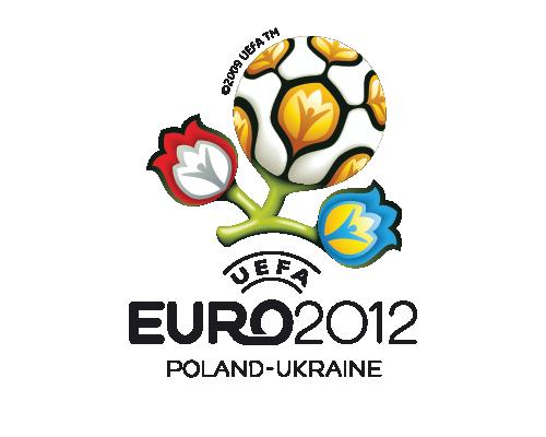 Euro 2012 logo vector logo