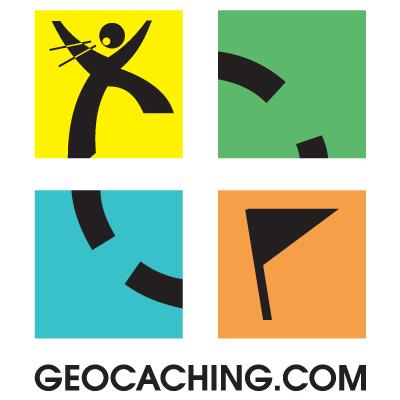 Geocaching logo vector logo