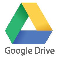 Google Drive logo vector logo