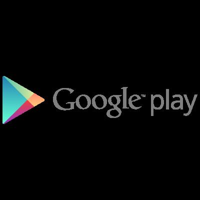 Google Play logo vector logo