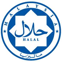 Halal logo vector logo