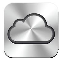 iCloud logo vector logo