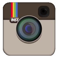 Instagram icon logo vector logo