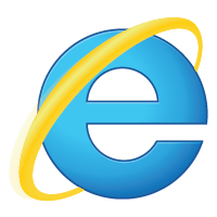 Internet Explorer 9 logo vector logo