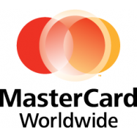 Mastercard Worldwide logo vector logo