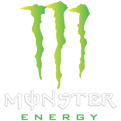 Monster Energy logo vector logo