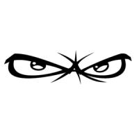 No Fear Eyes logo
