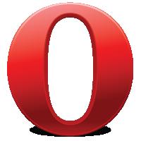 Opera logo vector logo