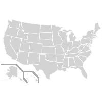 United States Map logo vector logo