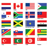 Flags Part 1 logo