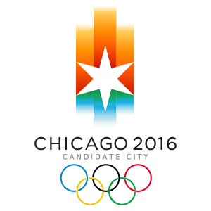 Chicago 2016 logo vector logo