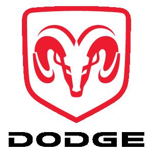 Dodge 1993 logo vector logo