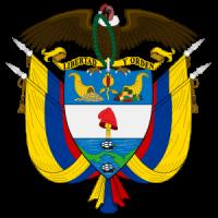 Escudo de Colombia logo
