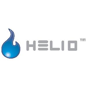 Helio logo vector logo