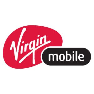 Virgin Mobile logo vector logo