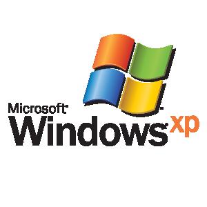 Windows XP logo vector logo
