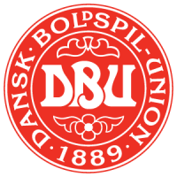 Denmark football team logo