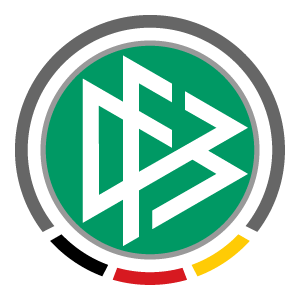 Germany football team logo vector logo