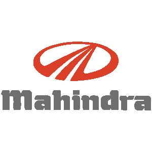 Mahindra logo vector logo