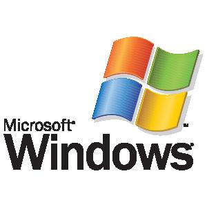 Microsoft Windows logo vector logo