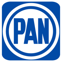 PAN (National Action Party) logo
