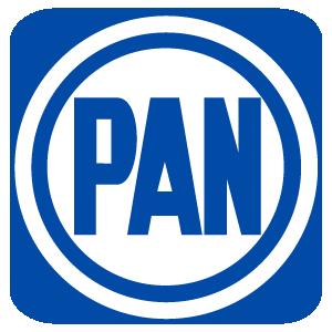 PAN (National Action Party) logo vector logo