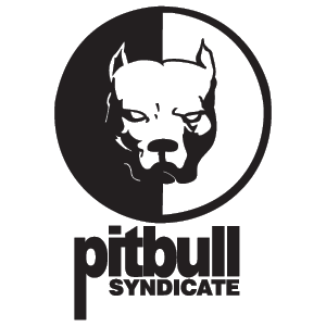 Pitbull Syndicate logo vector logo