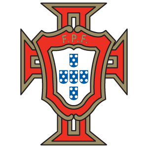 Portugal football team logo vector logo