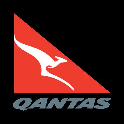 Qantas logo vector logo