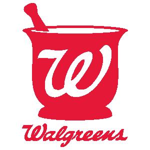 Walgreens logo vector logo