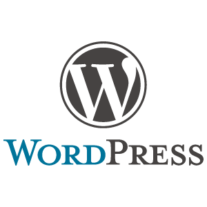 WordPress logo vector logo