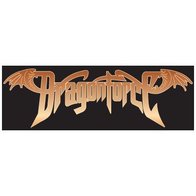 Dragonforce logo vector logo