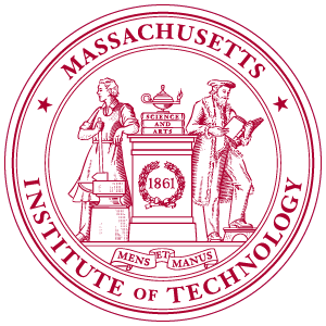 MIT university logo vector logo