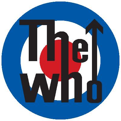 The Who logo vector logo