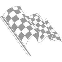 Car Cosmetic flag logo