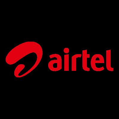 Airtel logo vector logo