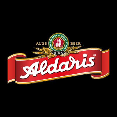 Aldaris logo vector logo