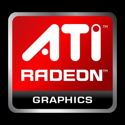 AMD Radeon logo vector logo