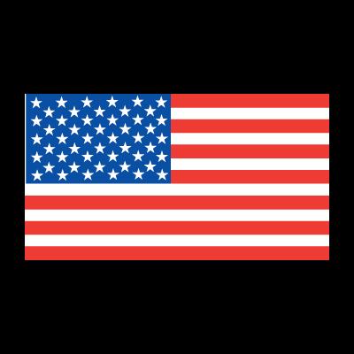 American Flag vector logo