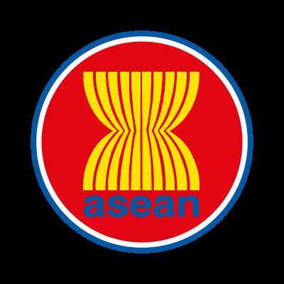 Asean logo vector logo