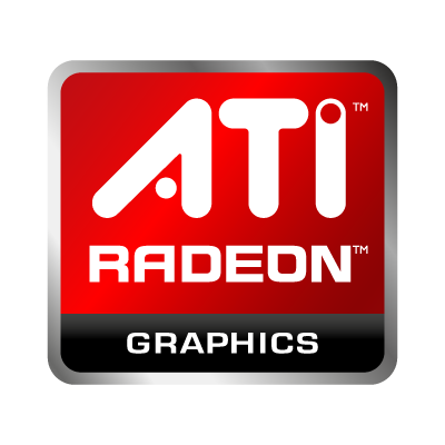 ATI Radeon logo vector logo