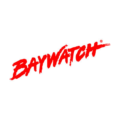 Baywatch logo vector logo