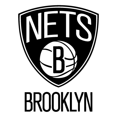 Brooklyn Nets logo vector logo
